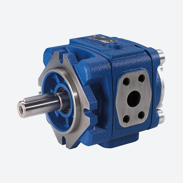 Bosch Rexroth Internal Gear Pump Pgh Fixed Displacement Series 3X