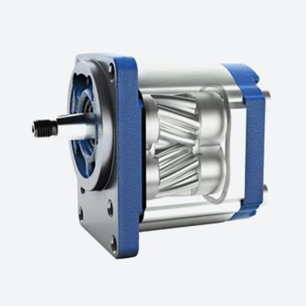 Bosch Rexroth External Gear Pumps Type Azpj (Series J)