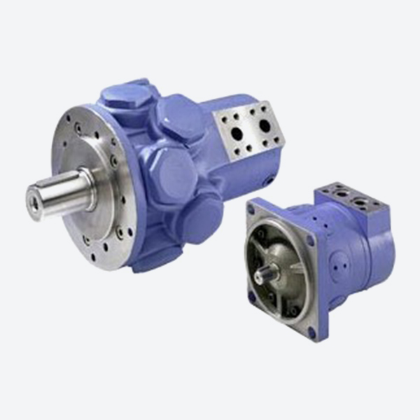 Bosch Rexroth Radial Piston Motors Types Mkm & Mrm