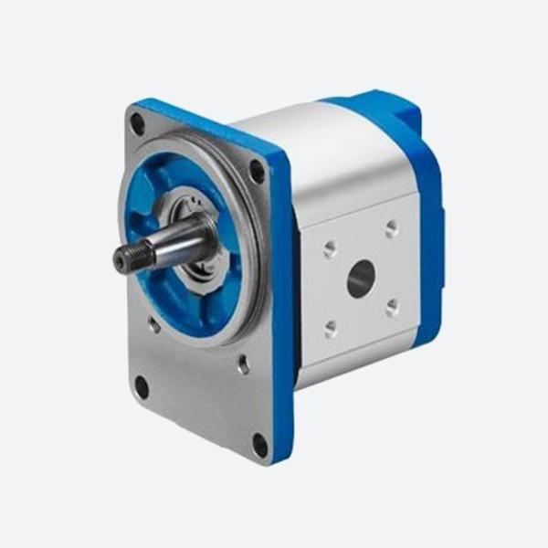 Bosch Rexroth External Gear Pumps Type Azpt (Series T)