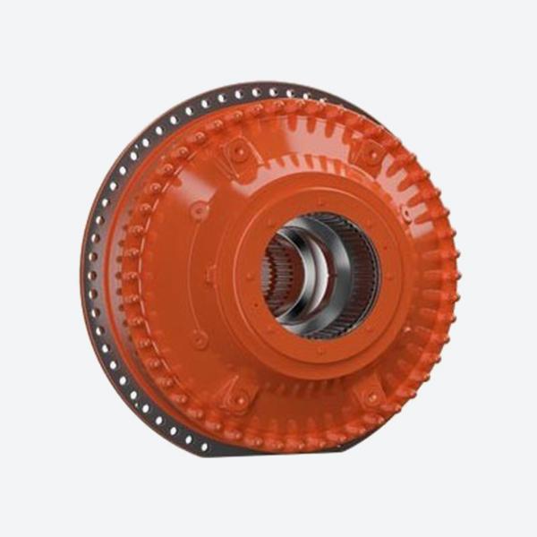 Bosch Rexroth Radial Piston Motors Type Hägglunds Cbm