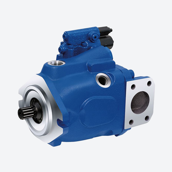 Bosch Rexroth Axial Piston Variable Pumps Type A10Vso Series 52 And 53