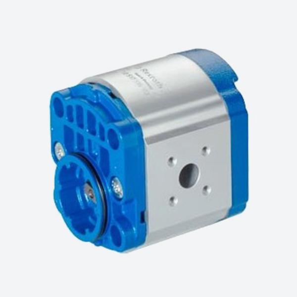 Bosch Rexroth External Gear Pumps Type Azps (Series S)