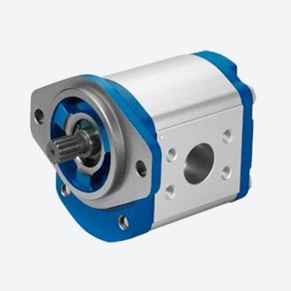 Bosch Rexroth External Gear Pumps Type Azpu (Series U)