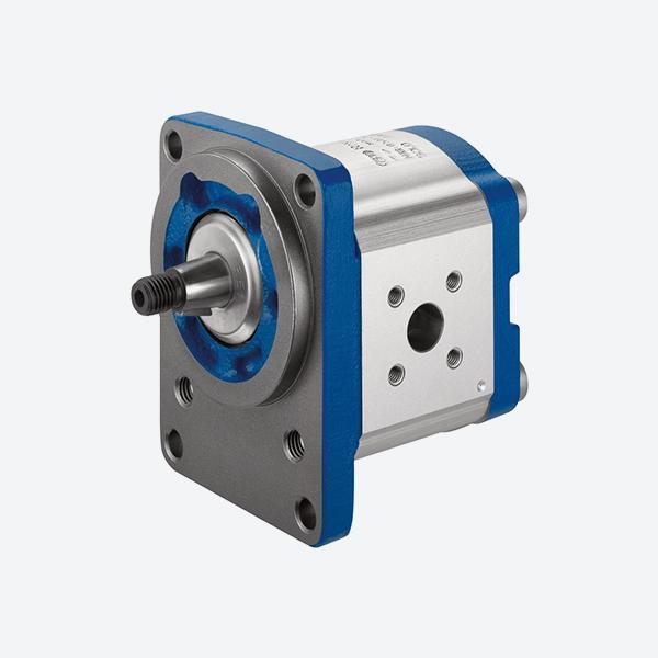 Bosch Rexroth External Gear Motors Type Azmf